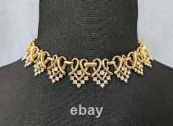 Beautiful Vintage Designer Alfred Philippe for Trifari Jewellery Necklace