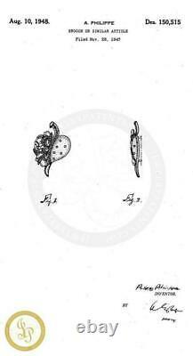Crown TRIFARI Alfred Philippe Floraleaf Fruit Salad Rhinestone Fur Clip Brooch
