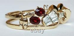 Trifari Alfred Philippe Gold Plated Baguettes And Rhinestones Hinged Bracelet